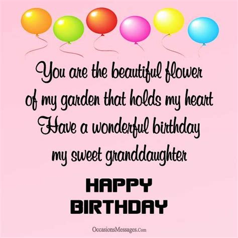 imagenes happy birthday granddaughter birthday wishes for granddaughter occasions messages