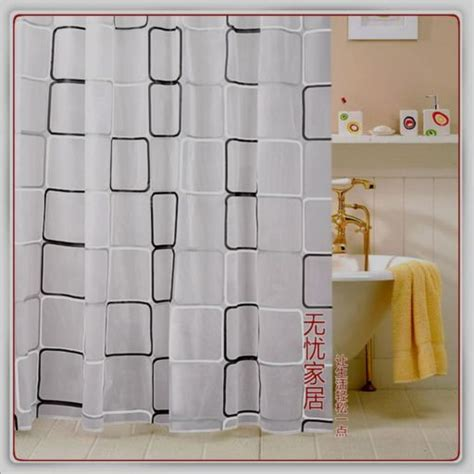 shower curtain frame black and white frame shower curtain w2502 wholesale