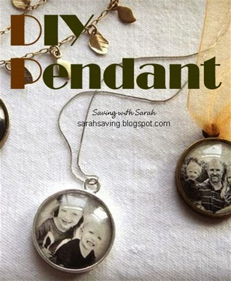 diy pendants do it your self
