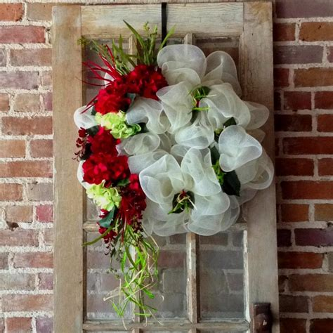 mesh wreath ideas deco mesh wreath deco mesh ideas