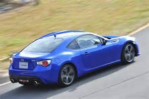 new subaru 2 door sports car finally a new subaru that isn t bad brz