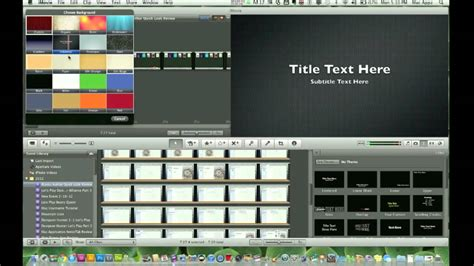 imovie tutorial 2011 advanced imovie tutorial how to make and edit your first movie in