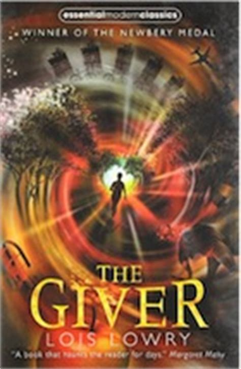 0007263511 giver essential modern classics my reading log the giver by lois lowry