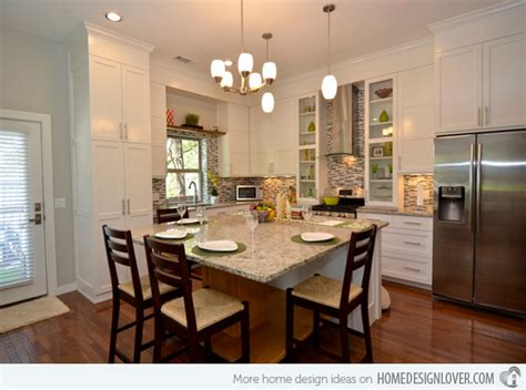 eat in kitchen design ideas 15 traditional style eat in kitchen designs
