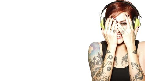 tattoo girl hd image 30 hd tattooed girls wallpapers vigorous art