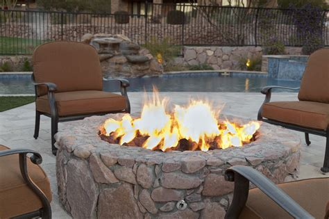 outdoor gas fireplaces pits choosing an outdoor pit