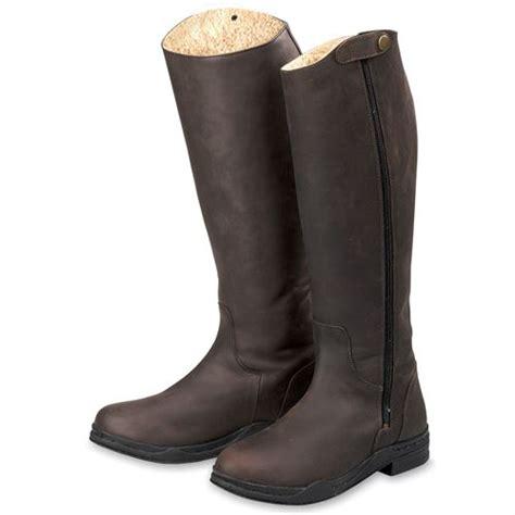 winter boot dover 180 s fleece lined winter boot dover saddlery