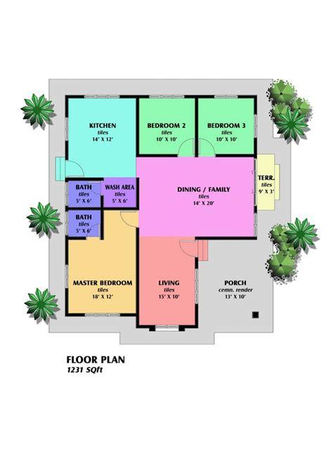 layout rumah 4 bilik rumah setingkat moden ask home design