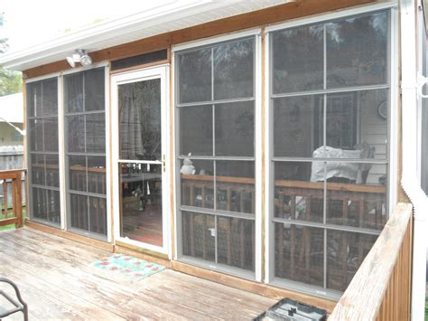 3 season room screen porch conversion in chesterfield is