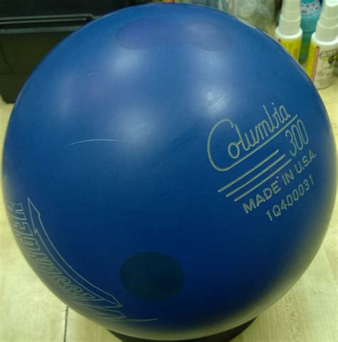 Jayhawk Bowling Detox by 2nd Pre Owned Columbia 300 Messenger Blue Solid
