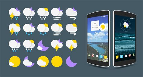 google now images google now weather icons freebie uplabs