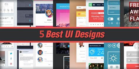 Free Landscape Design App 5 Top Ui Design Trends For 2018