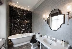White And Silver Bathroom Ideas » Home Design 2017