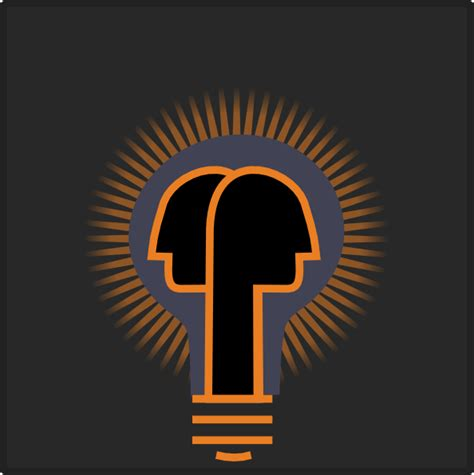light bulb that looks like faces png svg clip art for web