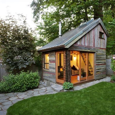 tiny house for backyard rise over run backyard house tiny house blog