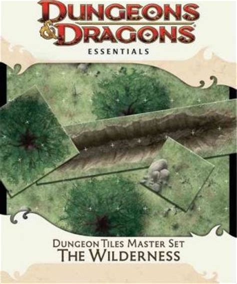 d d dungeon tiles reincarnated dungeon books dungeon tiles master set the wilderness an essential