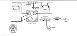 engine boat wiring diagram with two batteries free engine image for user manual