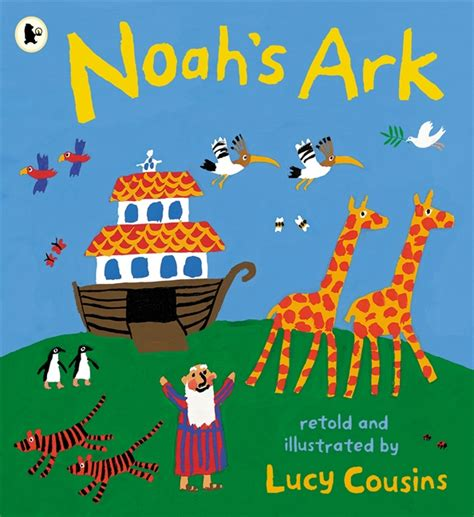 noah s ark step into reading books walker books noah s ark