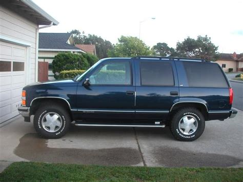 where to buy car manuals 1997 chevrolet tahoe windshield wipe control daflem366 s 1997 chevrolet tahoe in san bruno ca