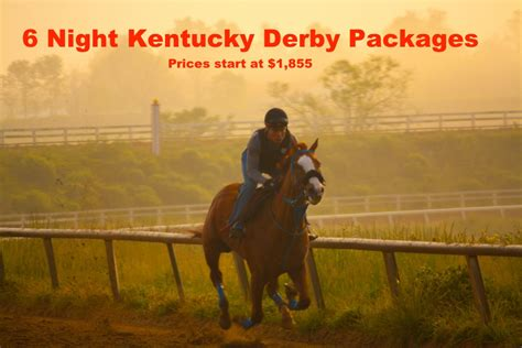 kentucky derby travel packages    roaming boomers