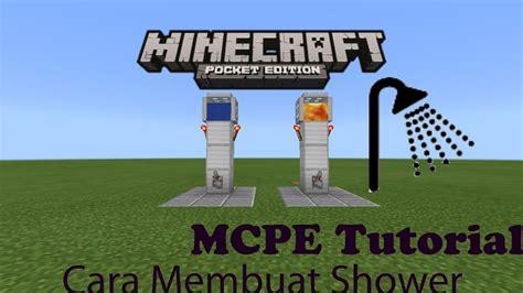 cara membuat anak villager di minecraft cara membuat shower yang bekerja di minecraft tutorial