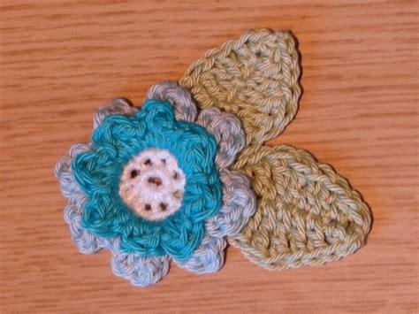 crochet pattern flower applique happy berry crochet free flower applique crochet pattern
