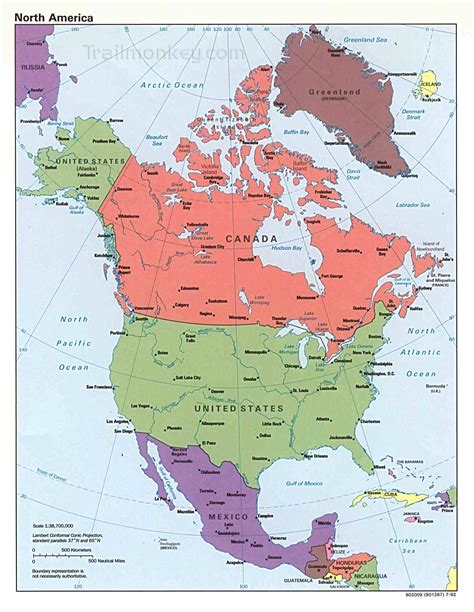 map of south canada map of us canada and south america frtka