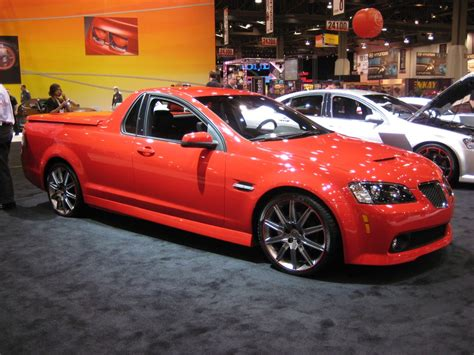 2010 Pontiac G8 by Sema 2010 Pontiac G8 St Keeps On Truckin