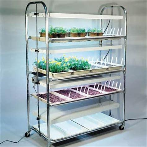 tier grow lightplant stand heat mat kit  trays