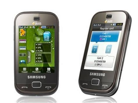 Hp Samsung Edisi Terbaru Handphone Samsung Dual Sim Terbaru 2012 Nano Pertapan