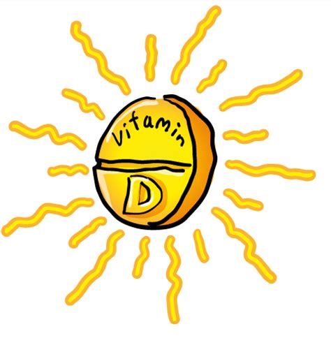 sun ls for vitamin d vitamin d sun clipart