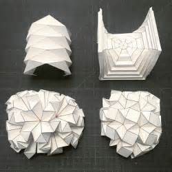 Paper Shapes Folding - 25 unique geometric origami ideas on origami