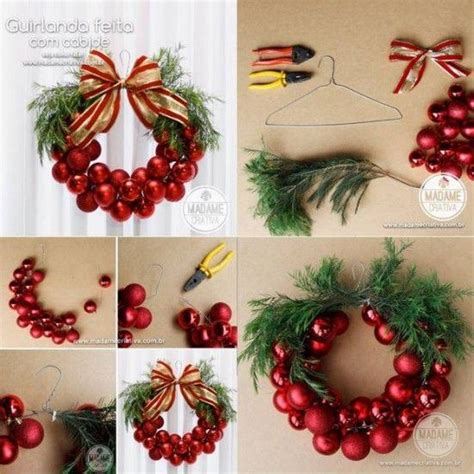christmas ornament wreath pictures photos and images for