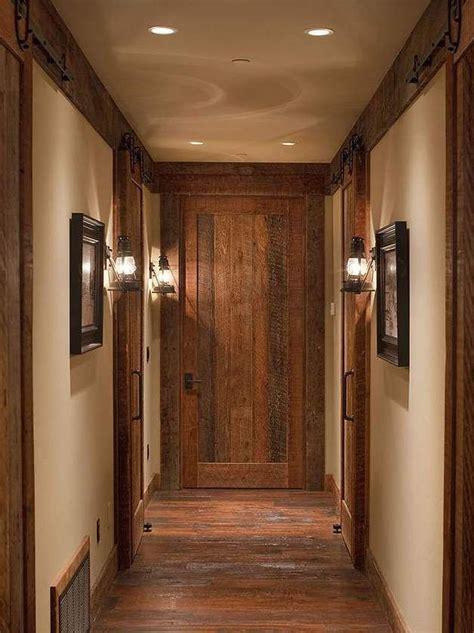rustic interiors  belle grey design light walls wood