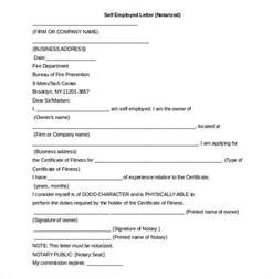 Authorization Letter For Bank Transaction Sample notarized letter templates 27 free sample example