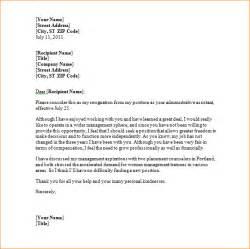 Resignation Letter Exles Free 14 Free Sle Resignation Letter Pay Stub Template