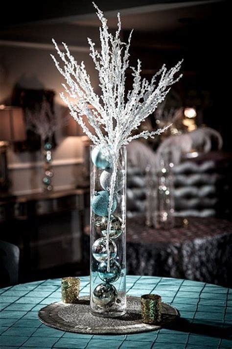 50 most beautiful christmas table decorations lover