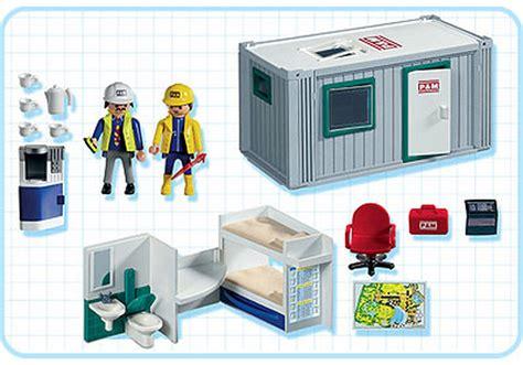 bureau de poste playmobil cabane de chantier 3260 a playmobil 174