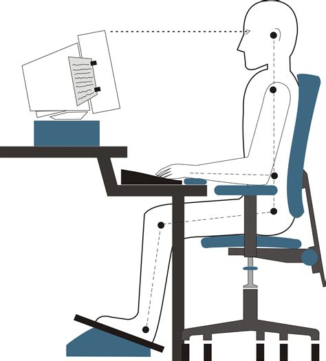 ergonomia scrivania ergonomia safetymed