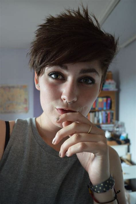 butch pixie haircut 17 best ideas about androgynous haircut on pinterest