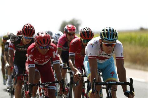 Resumen 9 Etapa Vuelta España by Resumen De La 9 170 Etapa De La Vuelta Espa 241 A Y