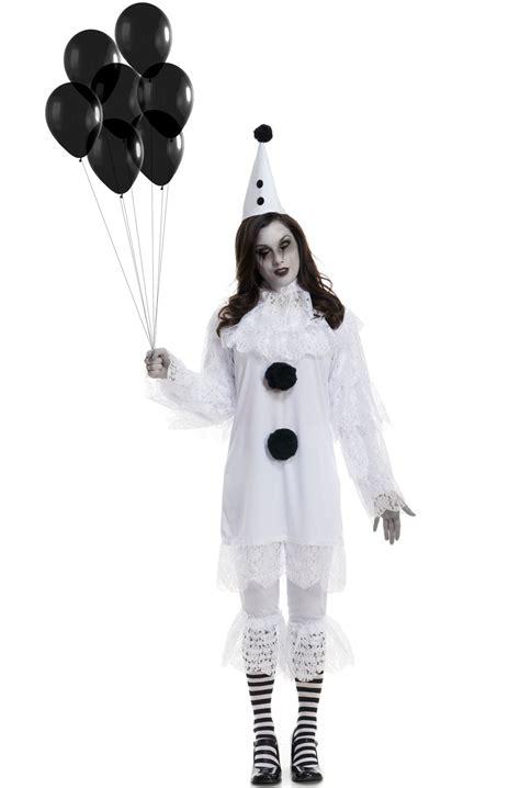 heartbroken clown adult costume purecostumescom