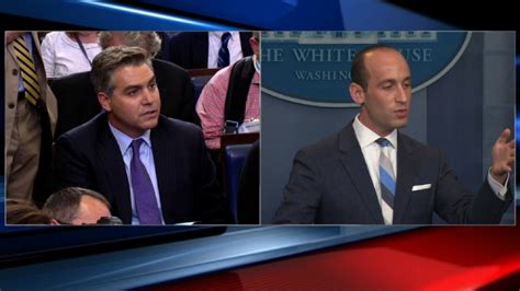 stephen miller meet the press other presidents paused to meet the press before going on
