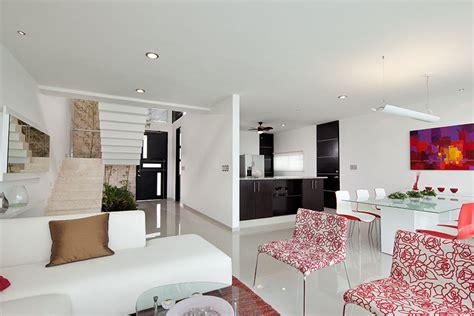 decoracion minimalista  contemporanea decoracion de sala