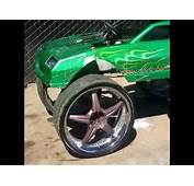 Camaro Go Kart On 26 Inch Rims Built From Ground Up
