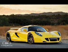 Bugatti Venom Price Hennessey Venom Gt Bugatti Veyron In 5 Fastest Cars In