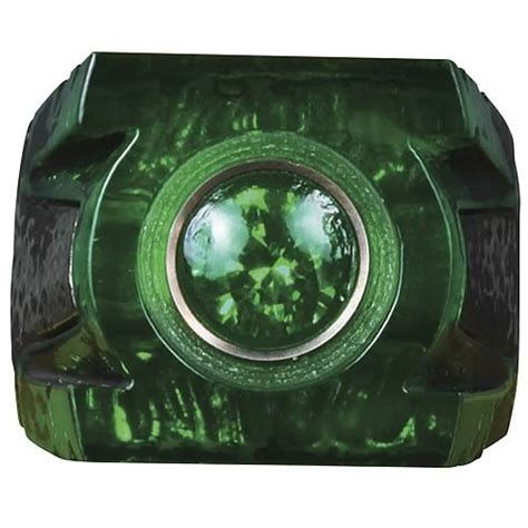 green lantern power ring green lantern movie power ring prop replica dc