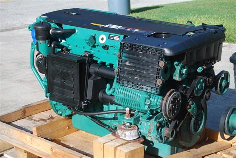 volvo penta duo prop for sale volvo d6 370 marine diesels with dph duoprop drives set