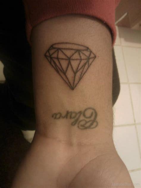 tattoo diamond outline diamond tattoos tattoo designs tattoo pictures