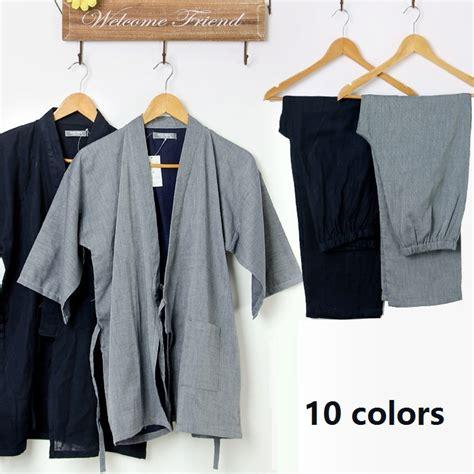 Promo Tshirt Kimono Murah free shipping mens cotton japan kimono shirt suit